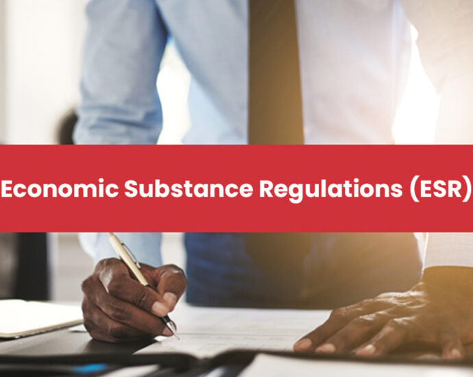 economic substance regulations